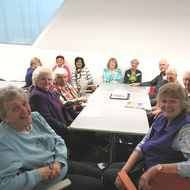 Monthly Birthday Party at Mill Woods Seniors